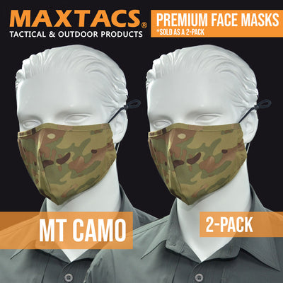 MaxTacs Tactical Face Mask