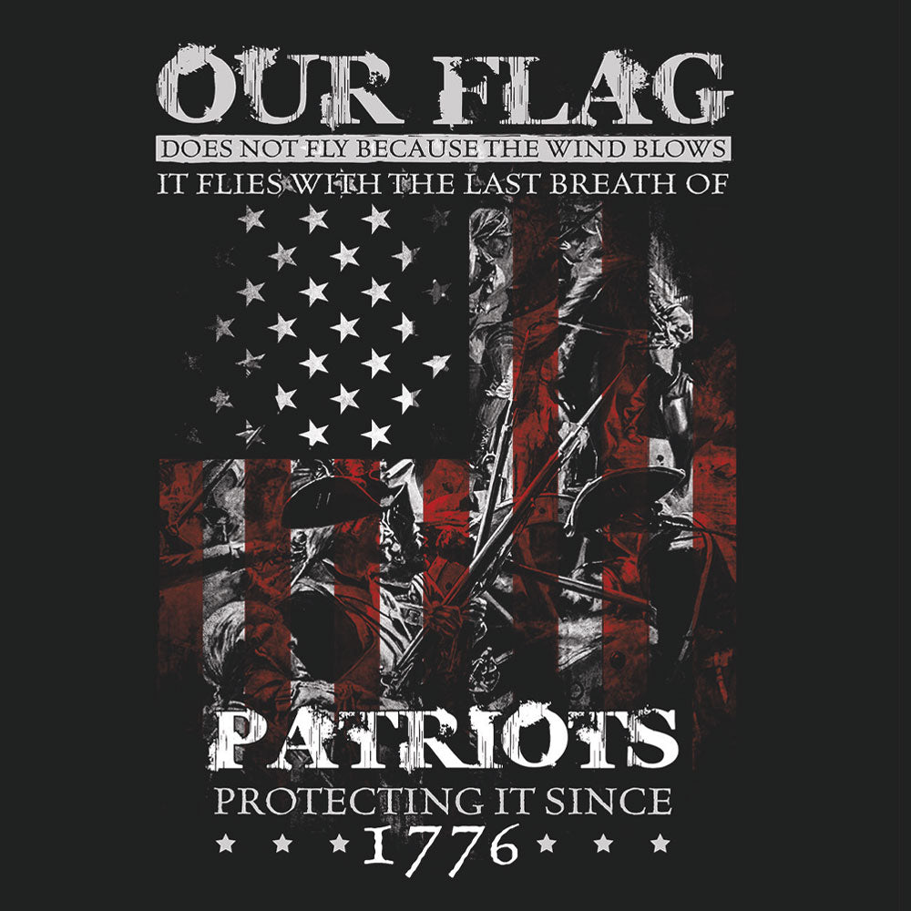 Exclusive TAC + Nine Line Apparel Breath Of Patriots Tee