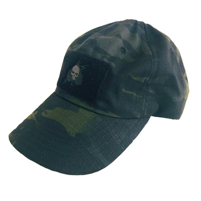 TAC Black Multicam Mesh Trucker and Operator Cap