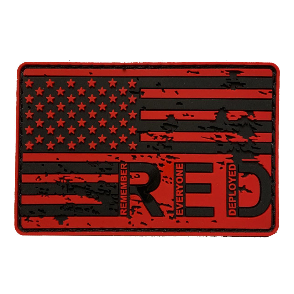 R.E.D. Patch / Remember Everyone Deployed