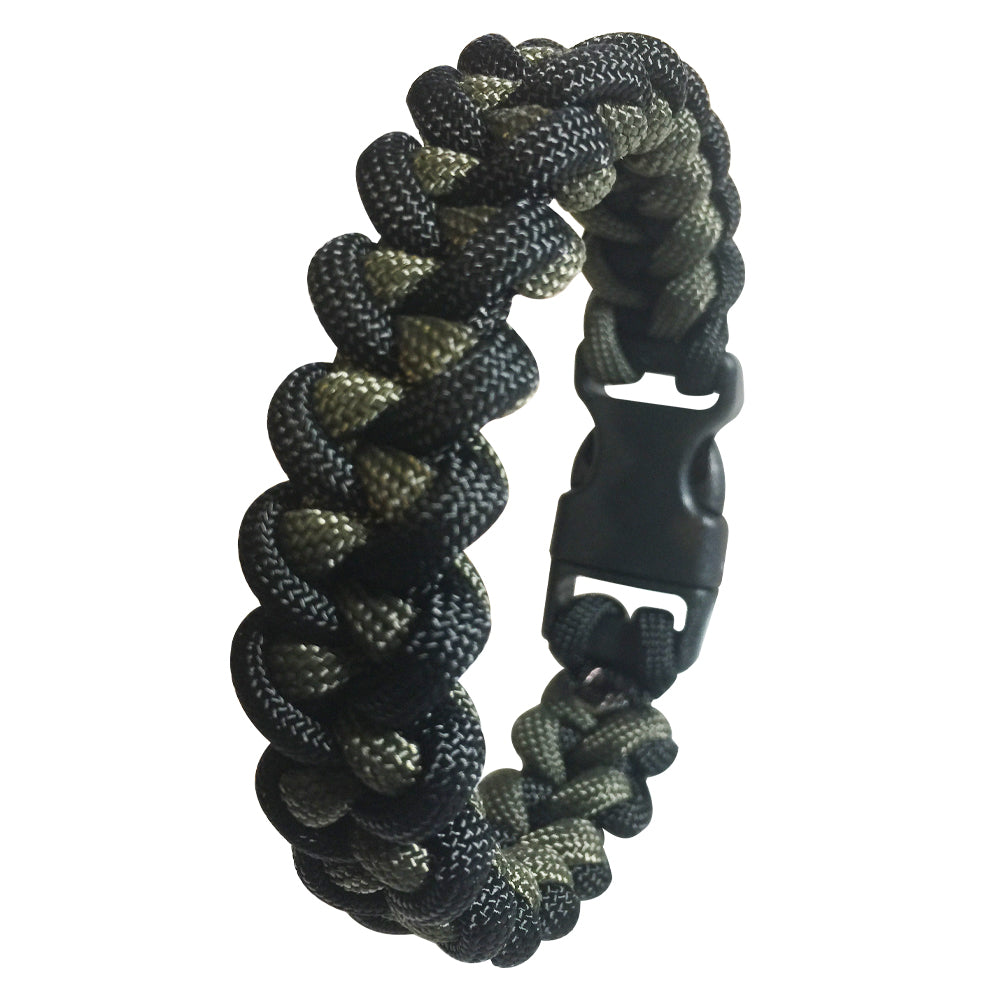 "TAC 702 Paracord Bracelet - ""Shark Jaw"""