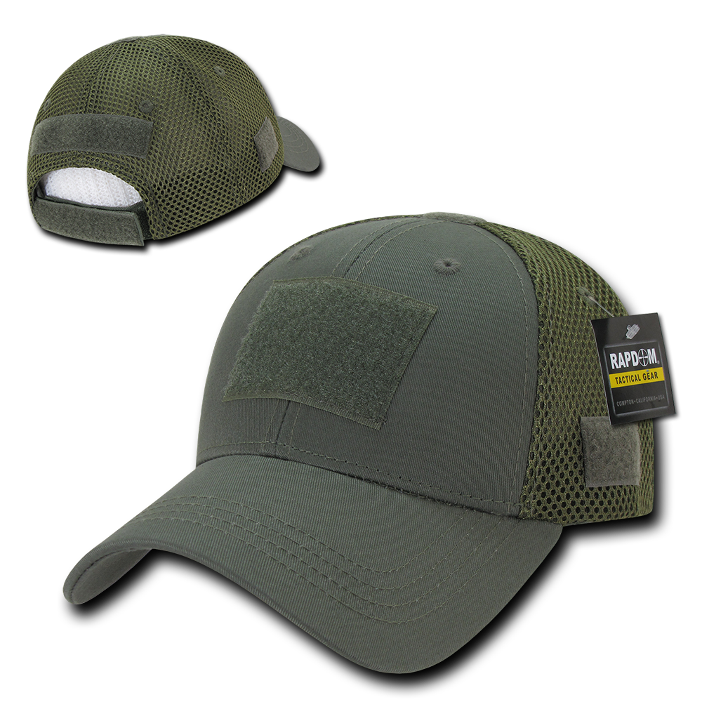 Rapid Dominance T80 Low Crown Mesh Tactical Cap