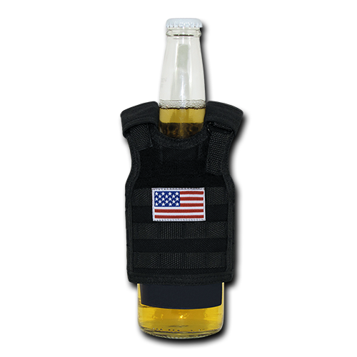 TAC 702 Tactical Mini Vest Bottle Koozie