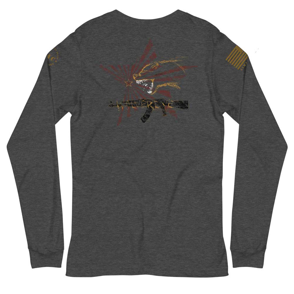 TAC Wolverines Long Sleeve Tee