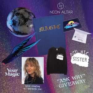 🔮 Ask Why Giveaway!