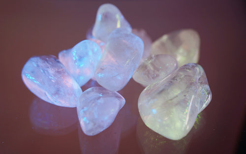 Angel Aura Palm Stones