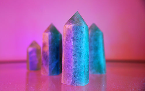 Aventurine Points