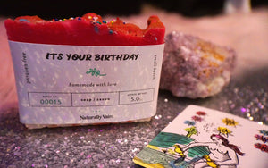 It's Your Birthday Bar Soap