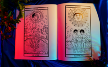 Black Power Tarot Coloring Book