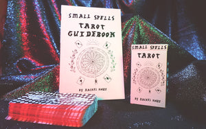 Small Spells Tarot Deck & Guidebook