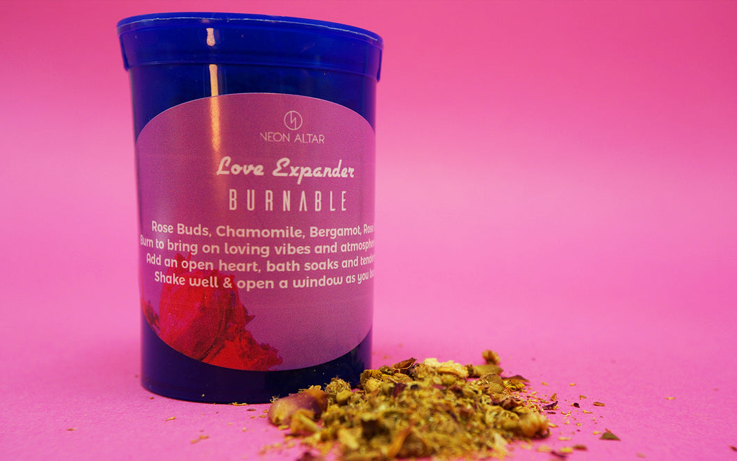 Love Expander Burnable