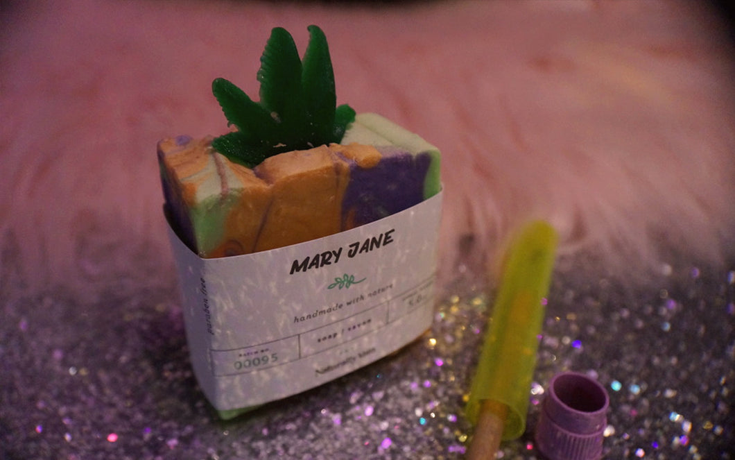 Mary Jane Bar Soap