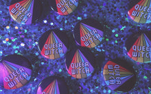 Queer Witch Button