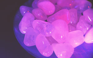 Rose Quartz Polished Stones