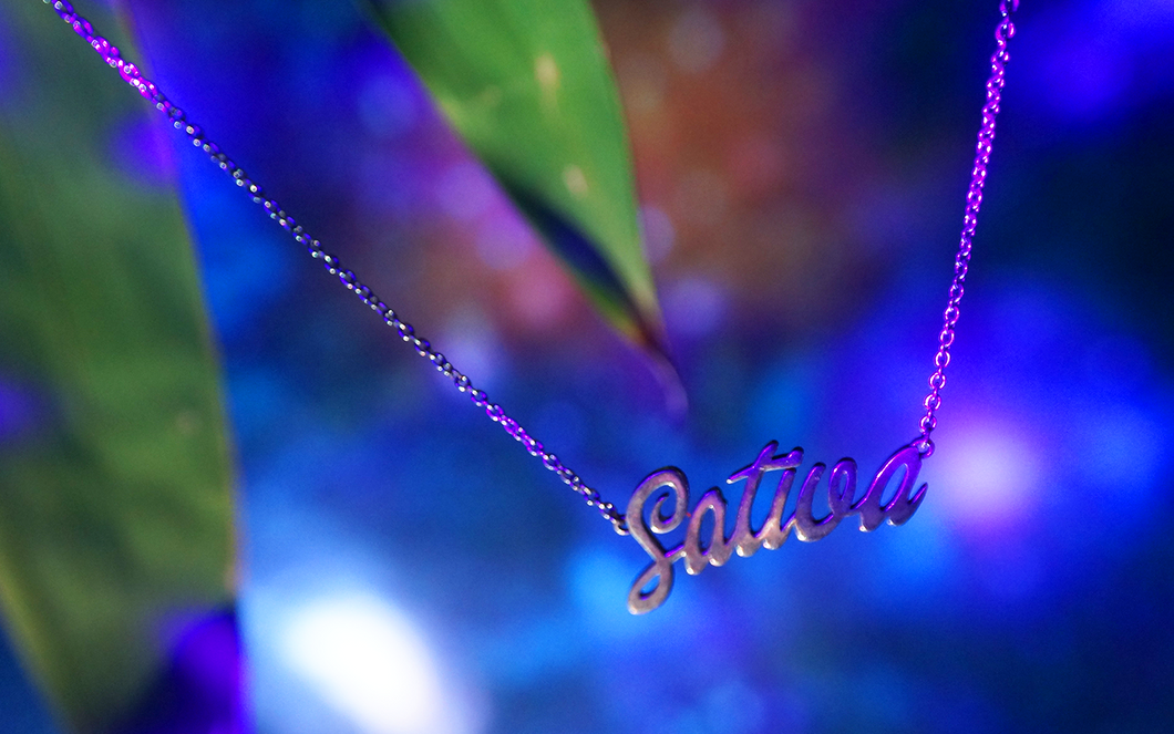 Sativa Necklace