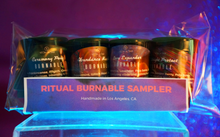 Ritual Burnable Sampler