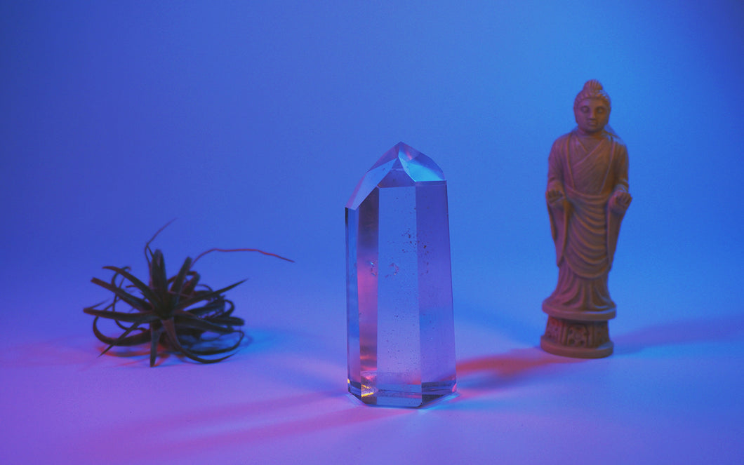 Tall Quartz Point