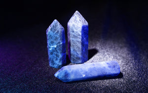 Sodalite Points