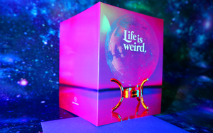 Life Is Weird Greeting Card