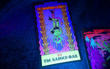 Wizard of Barge Tarot