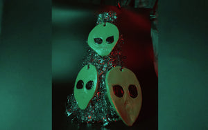 Alien Ornaments