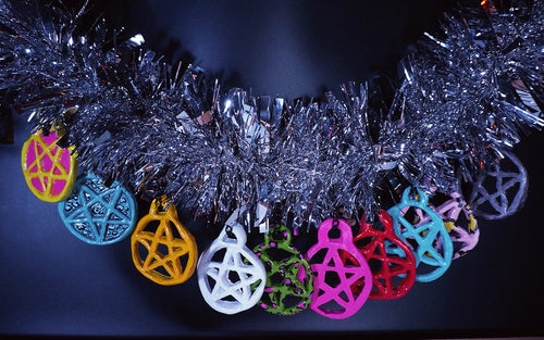 Pentagram Ornaments