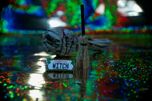 CA Witch Enamel Pin