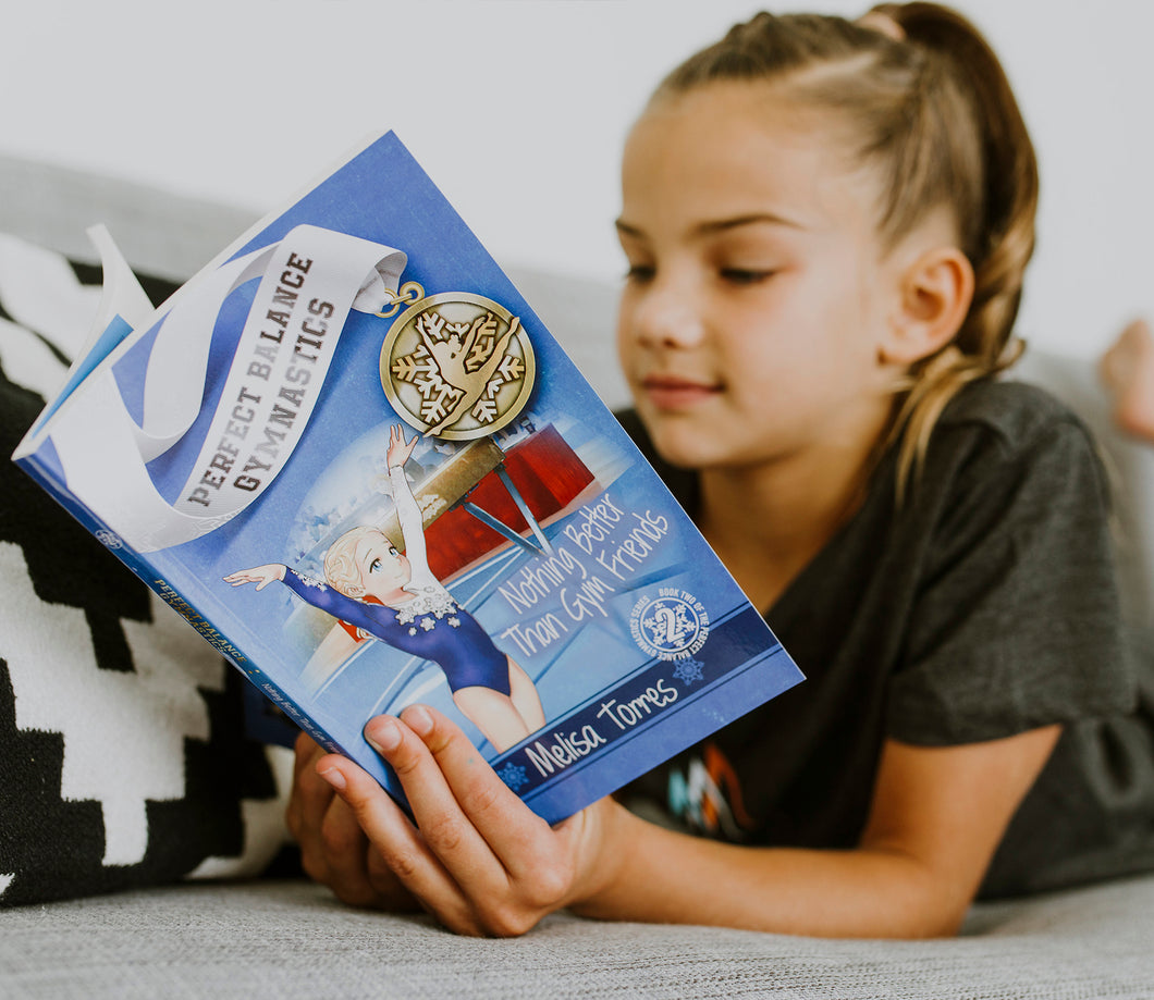 Perfect Balance Gymnastics Book Series