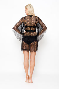 Rendezvous Short Robe