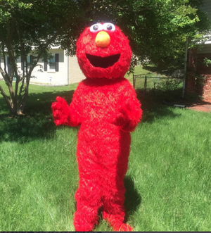 High Quality Full Size Elmo