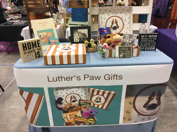 Luther's Paw Gifts