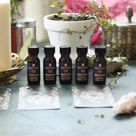 Kate's Magik Essential Oils
