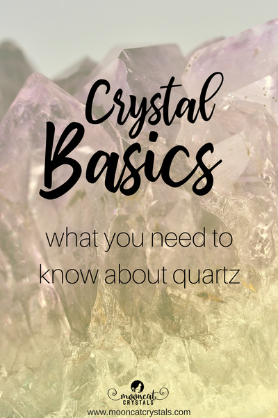 Quartz is common and boring, right? Wrong! Let's talk about some of the varieties of quartz and what makes each one unique.