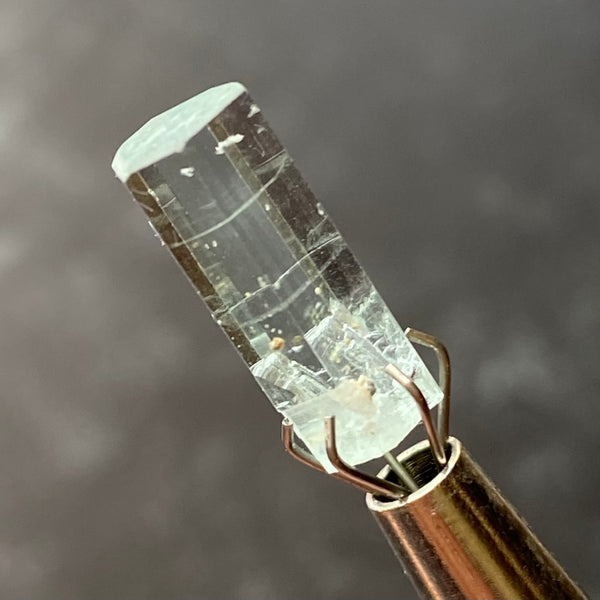 Gem Grade Aquamarine - Terminated