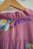 Vintage 1980s Islander Purple Aloha Button-Up Shirt