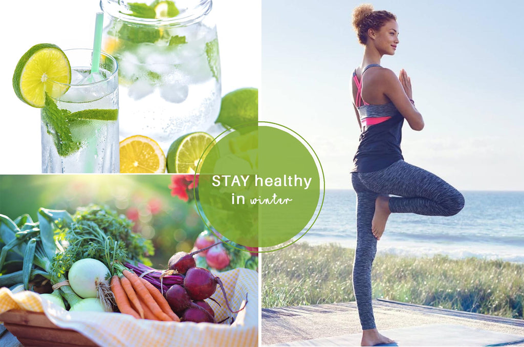 Stay Healthy this Winter l Easy-to-do Tips!