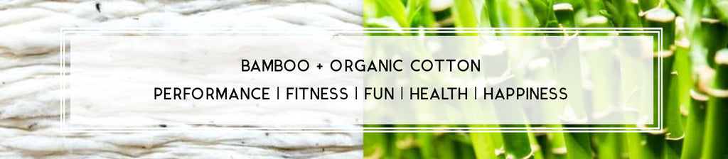 WEAR ORGANIC bamboo organic cotton