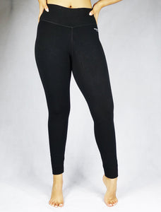 Basic black is a must for every wardrobe. Wear Organic's compression leggings are designed for everyday use with ultimate performance and comfort in mind. Perfect for yoga, the gym, pilates, or to lounge around, they are made of our superior 4D Dritech 4-way stretch fabric that supports movement in any direction.