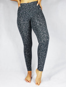 There is no limit to what you can achieve in these super-luxe tights! Our compression leggings are designed for the ultimate performance and perfect for yoga, the gym, pilates, or to lounge around. A vital part of any active wardrobe, our crop legging is made of our superior 4D Dritech 4-way stretch fabric that supports movement in any direction.