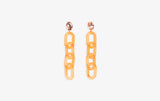 Claire Lucite Drop Earring