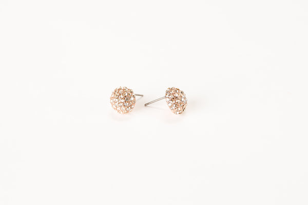 PENNY Pave Boxed Post Earring Set