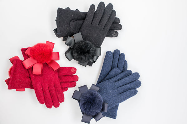 HOLLY Wool Gloves