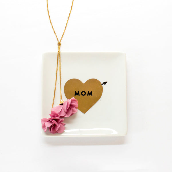 We Love Mom! <br/>In the Garden Necklace & Jewelry Tray