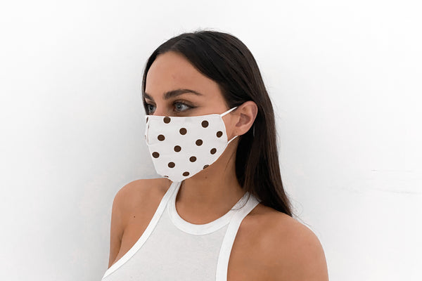 DOT Face Mask - Set of 3