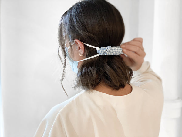 PARKER Ear Saver Scrunchie