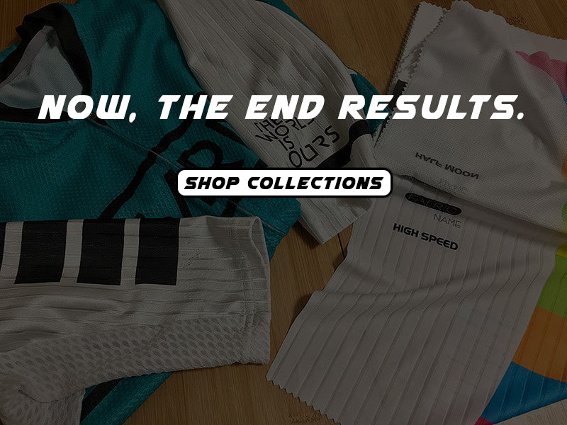 Custom cycling high end apparel