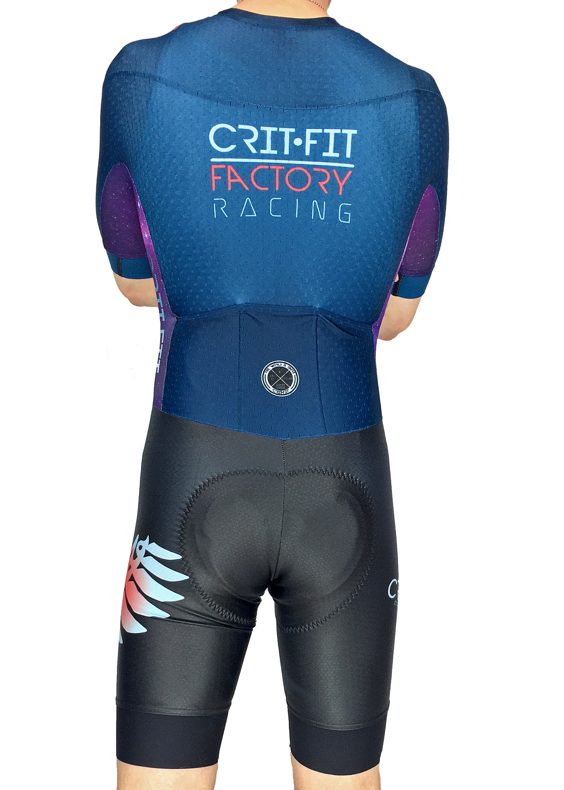 Crit Fit Cycling Factory Team | Skinsuit