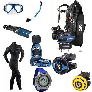 Complete Diving Package