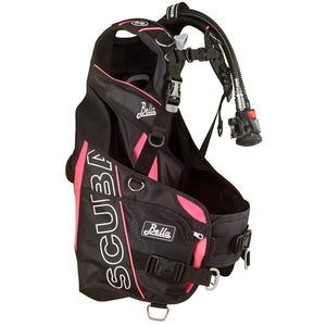 Scubapro Bella Pink BCD - right side view