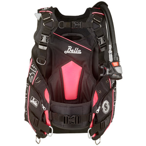 Scubapro Bella Pink BCD - front view